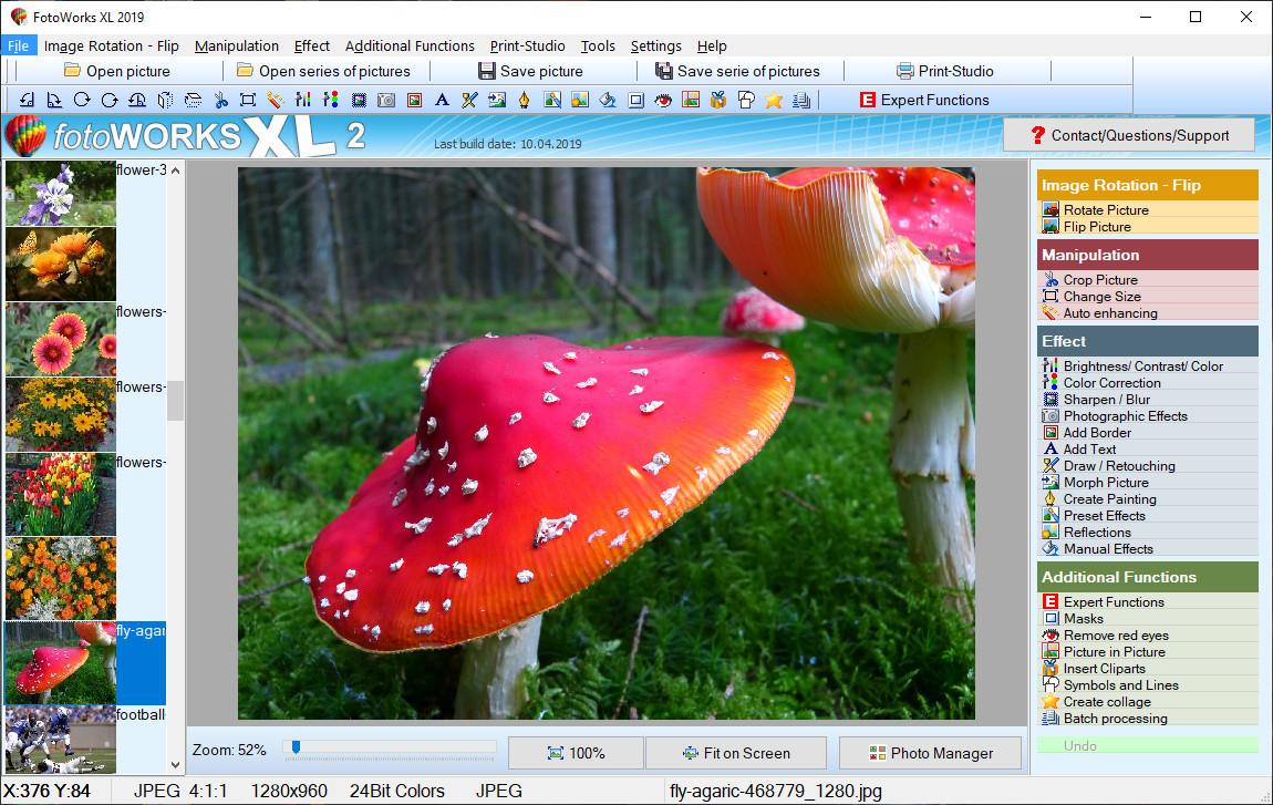 Photo editing programs