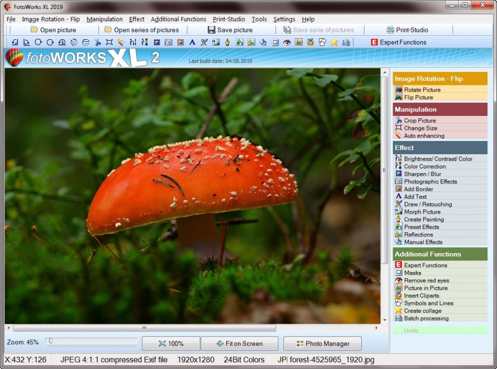 Photo Editor Software