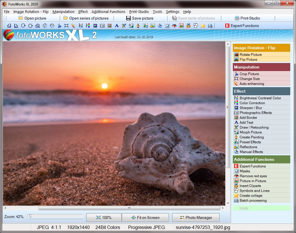 Photo editing tools free download